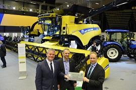 New Holland Agriculture / CNH Industrial Danmark
