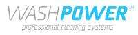 Washpower A/S logo